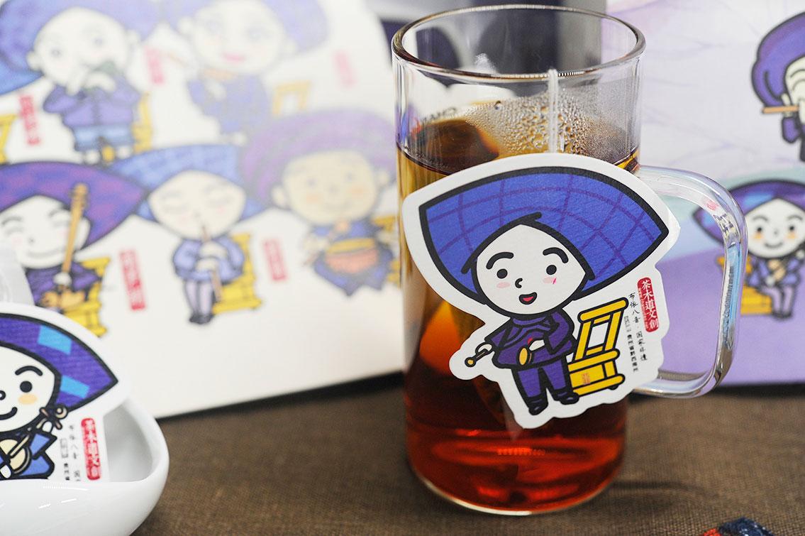 布依小八音—创意袋泡红茶